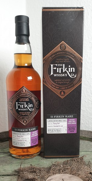 The Firkin Rare, Aultmore, 2010 Tawny Port