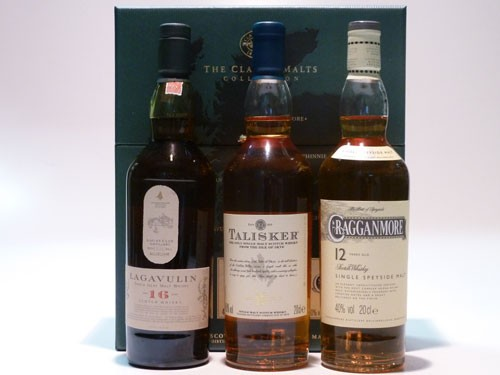 Classic Malts of Scotland Strong Set