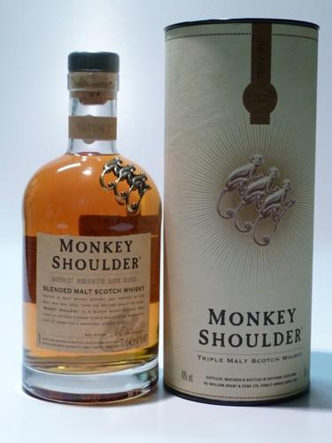 Monkey Shoulder Blended Malt