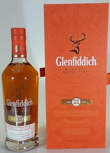 Glenfiddich 21 y.o. Gran Reserva Rum Cask Finish