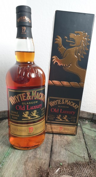 Whyte & Mackay Old Luxury Blend 19 y.o.