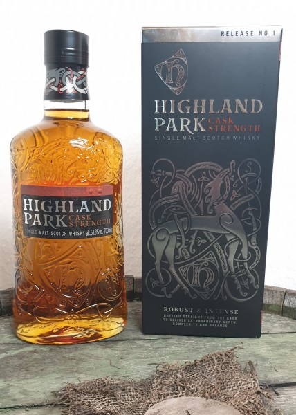 Highland Park Cask Strength Release No. 1