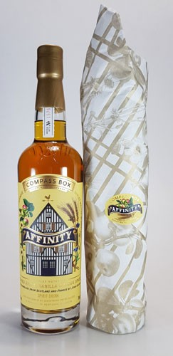 """Affinity"" Compass Box"