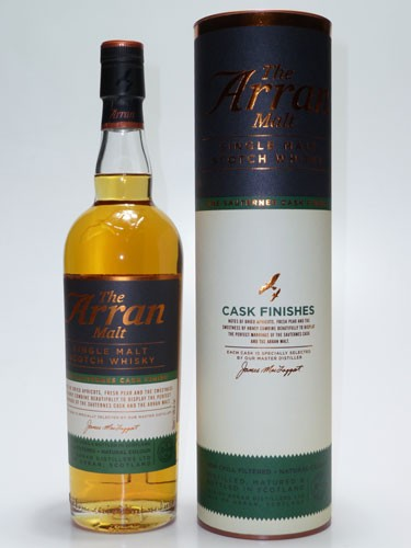 The Arran Sauternes Cask Finish