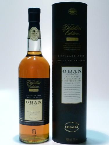 Oban Distillers Edition 2000-2015