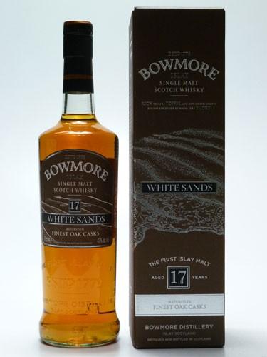 Bowmore 17 y.o. White Sands